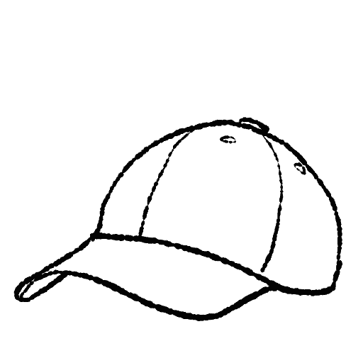 plain ball cap
